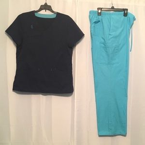 SB Scrubs scrub set